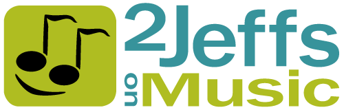 2 Jeffs on Music