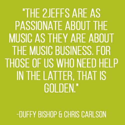 Duffy Bishop quote