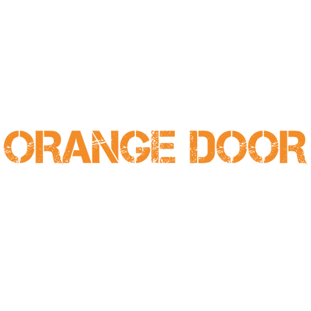 Orange Door Music Logo