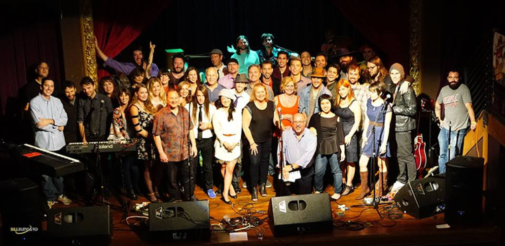 London Tone Music 52x52 6-month celebration at Columbia City Theater, 2015