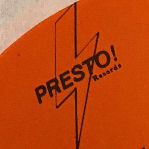 Presto Records