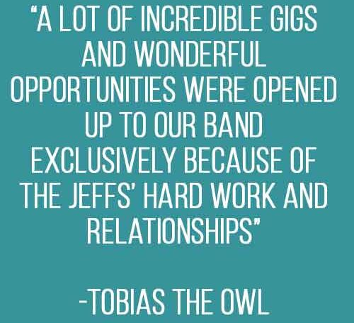 Tobias quote